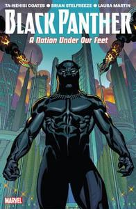 Black Panther Vol. 1: a Nation Under Our Feet - Ta-Nehisi Coates (Paperback) - Cover