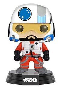 Funko Pop! Star Wars - The Force Awakens - Snap Wexley - Cover