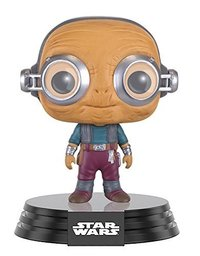 Funko Pop! Star Wars - The Force Awakens - Maz Kanata - Cover