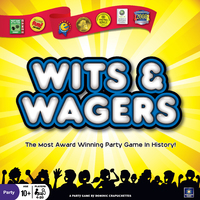 Wits & Wagers Deluxe Edition (Party Game) - Cover
