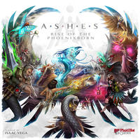 Ashes: Rise of the Phoenixborn (Card Game)