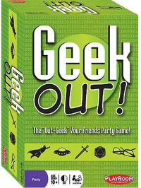 Geek Out! - Cover