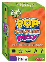 Geek Out! Pop Culture Party - Cover