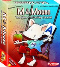 M Is For Mouse - Cover