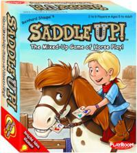 Saddle up! - Cover