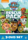 Paw Patrol: Rescue Pack (DVD) Cover