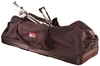 Gator GP-HDWE-1846-PE Drum Hardware Bag with Wheels (18x46 Inches)