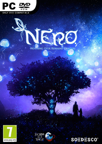 N.E.R.O: Nothing Ever Remains Obscure (PC) - Cover