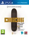 OlliOlli (PS4) Cover