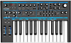 Novation Bass Station II 25 Key Analogue Mono Synthesizer