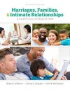 Marriages, Families, and Intimate Relationships - Brian K. Williams (Paperback)