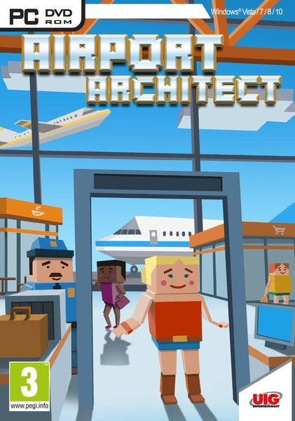 Airport Architect (PC) - Cover