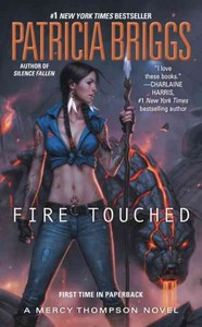 Fire Touched - Patricia Briggs (Paperback)