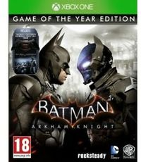 Batman: Arkham Knight (Xbox One) - Cover
