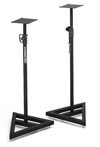 Samson MS200 Heavy-Duty Studio Monitor Stands (Pair)
