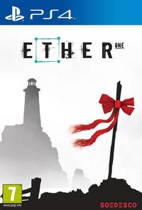 Ether One (PS4) - Cover
