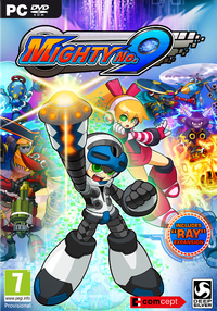 Mighty No. 9 (PC) - Cover