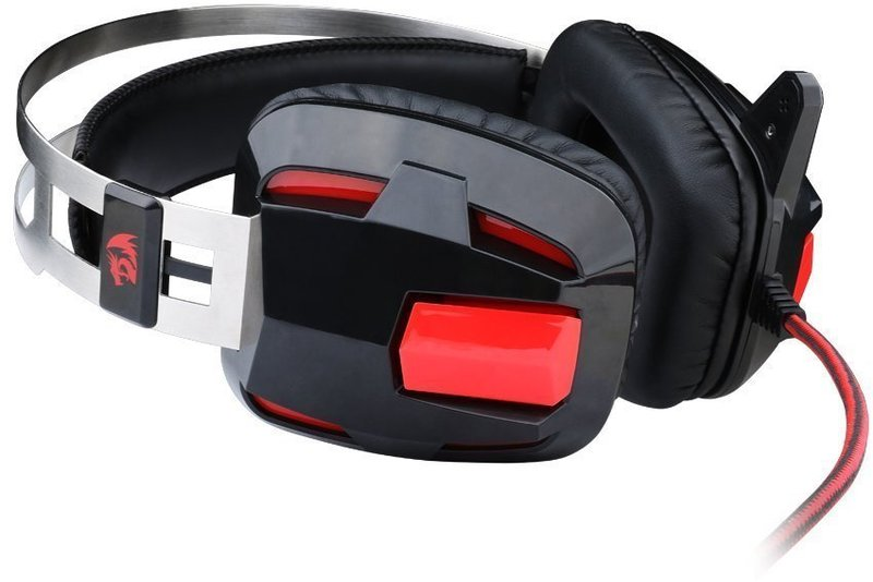 Redragon Lagopasmutus Wired Gaming Headset (PC, Mac, Xbox One and PS4)