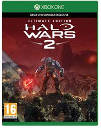 Halo Wars 2 (Xbox One) - Cover