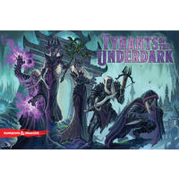 Dungeons & Dragons - Tyrants of the Underdark (Board Game)