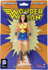 Wonder Woman New Frontier Bendable Figure Cover