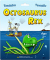 Octosaurus Rex 5 Bendable Figure
