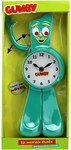 Gumby 3D Motion Clock