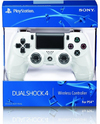 Sony PlayStation Dualshock 4 Controller - White (EU) (PS4)