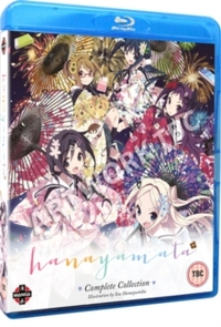 HaNaYaMaTa: Complete Collection (Blu-ray) - Cover