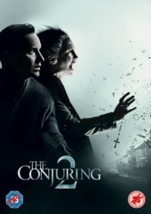 Conjuring 2 The Enfield Case Dvd