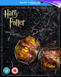Harry Potter and the Deathly Hallows: Part 1 (Blu-ray) - Cover