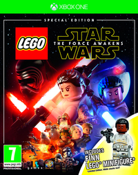 LEGO Star Wars: The Force Awakens (Xbox One) - Cover