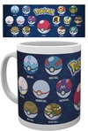 Pokemon Ball Varieties (Mug)