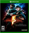 Resident Evil 5 HD (US Import Xbox One)