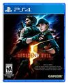 Resident Evil 5 HD (US Import PS4) Cover