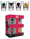 Suicide Squad Mix 2 (Shot Glasses)