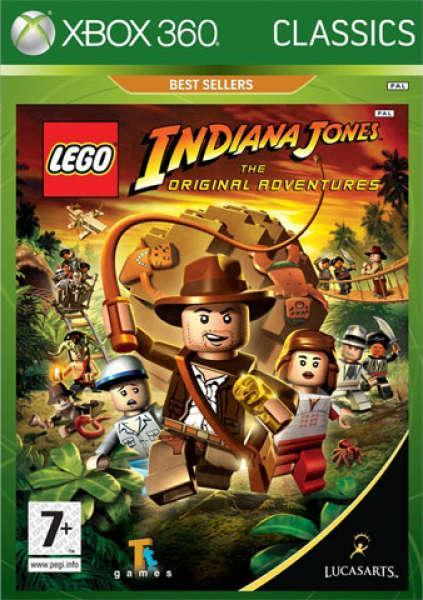 LEGO Indiana Jones: The Original Adventures (Xbox 360) - Video Games ...