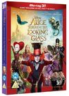 Alice Through The Looking Glass (3D Blu-ray)