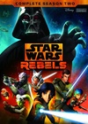 Star Wars Rebels - Season 2 (DVD) Cover