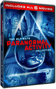 Paranormal Activity 6-Movie Collection (Region 1 DVD) - Cover