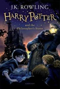 Harry Potter and the Philosopher's Stone - J. K. Rowling (Paperback) - Cover