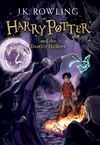 Harry Potter and the Deathly Hallows - J. K. Rowling (Paperback) Cover