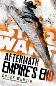 Empire's End - Chuck Wendig (Hardcover)