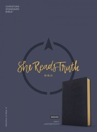 She Reads Truth Bible - Raechel Myers (Paperback) - Cover