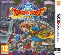 Dragon Quest VIII: Journey of the Cursed King (3DS) - Cover