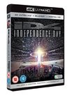Independence Day: Theatrical and Extended Cut (4K Ultra HD + Blu-ray)