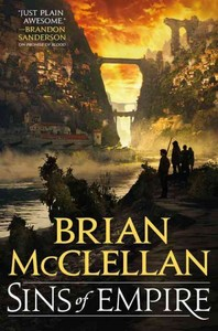 Sins of Empire - Brian McClellan (Hardcover)
