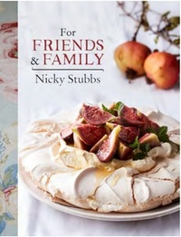 For Friends & Family - Nicky Stubbs (Hardback) - Cover