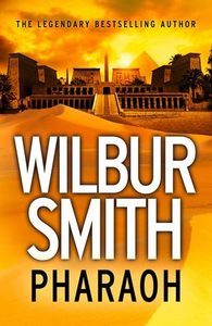 Pharaoh - Wilbur Smith (Hardcover) - Cover