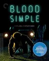 Criterion Collection: Blood Simple (Region A Blu-ray)